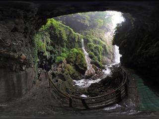 百色古龙山峡谷群 NO.3