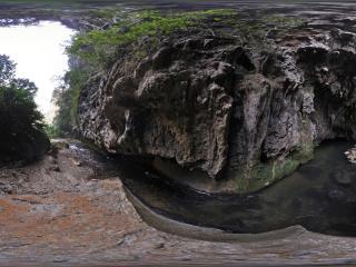 百色古龙山峡谷群 NO.2