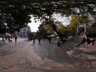 柳州立鱼峰公园 NO.5全景