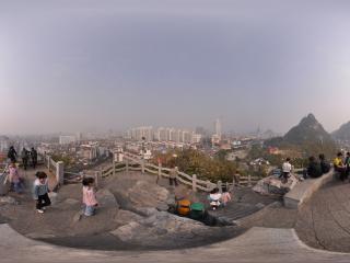 柳州立鱼峰公园 NO.4全景