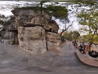 柳州立鱼峰公园 NO.3全景
