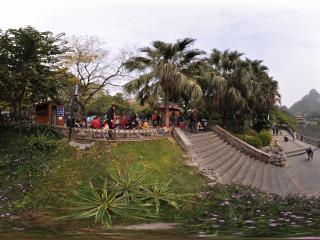 柳州立鱼峰公园 NO.2全景