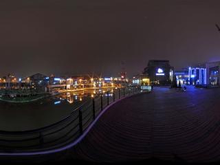 南宁民歌湖广场虚拟旅游