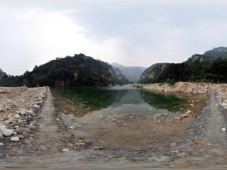 北京云蒙峡风景区 NO.35全景