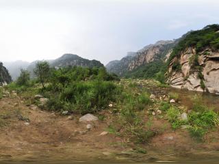 北京云蒙峡风景区 NO.11全景