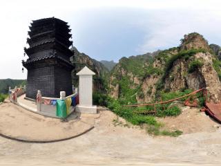 北京野山峡风景区 NO.21全景