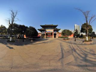 南京狮子山虚拟旅游
