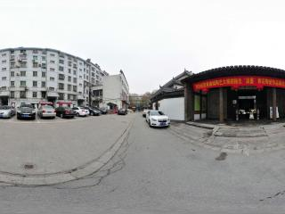 扬州八怪纪念馆全景