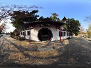 镇江焦山风景区 NO.12全景