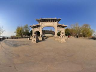 镇江焦山风景区 NO.7全景