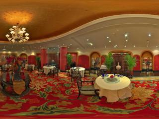 北京凯宾斯基饭店 中餐厅全景