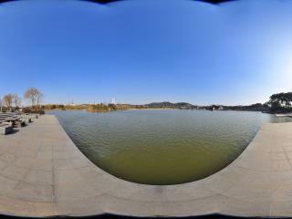 黄山湖公园虚拟旅游