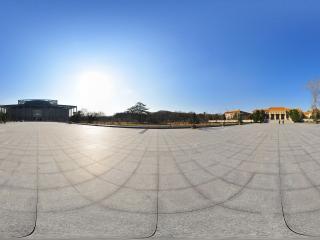 徐州淮海战役烈士纪念塔园林 NO.1全景