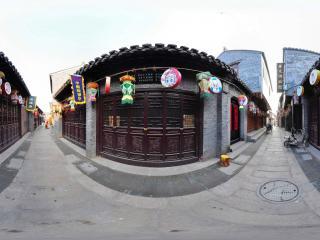 淮安河下古镇 NO.13全景