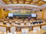 北京市国谊宾馆2011年十大考古发现评审现场全景