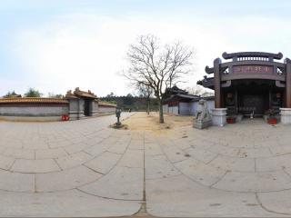 江苏省无锡市-水浒城影视基地
