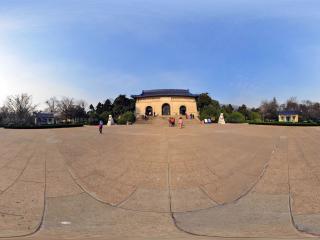 南京中山陵风景区 NO.3全景