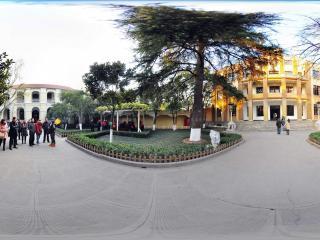 南京总统府--主楼门前