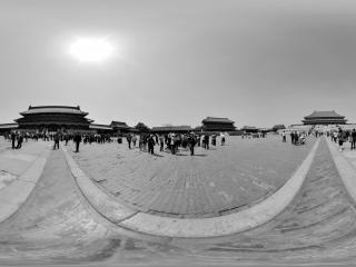 北京故宫-太和殿前广场
