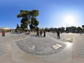 江阴中山公园虚拟旅游