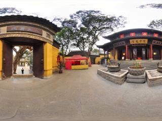 锡惠园林文物名区虚拟旅游