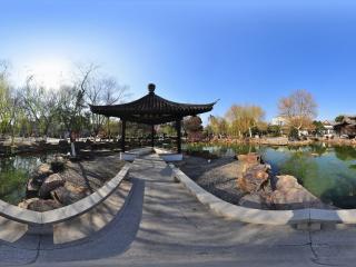 江阴市中山公园--中央湖水