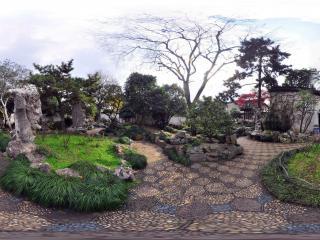 苏州园林--留园--广场