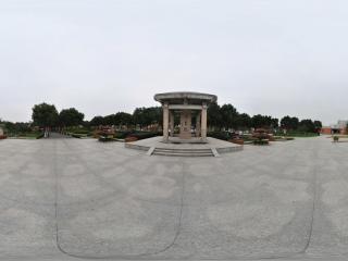 沙家滨景区--广场