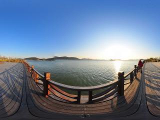 徐州云龙湖风景区 NO.6全景