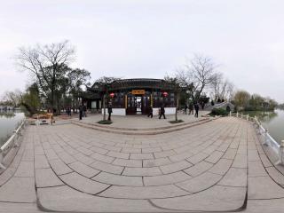 扬州瘦西湖风景区 NO.6全景