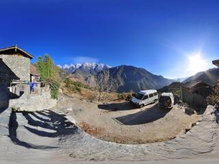玉龙雪山虚拟旅游