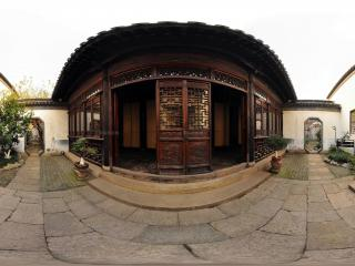 薛福成故居 室外全景