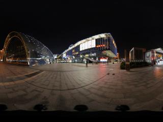 深圳海岸城广场夜景