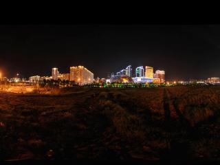 深圳海岸城虚拟旅游