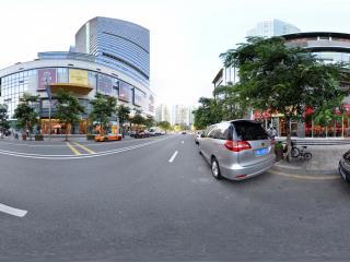深圳海岸城街景
