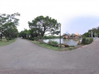 深圳海上田园湖中岛