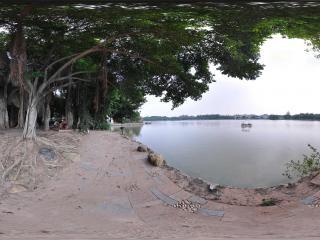 深圳海上田园一叶扁舟湖上游