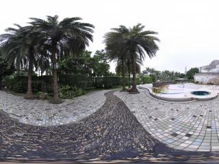 深圳海上田园泳池
