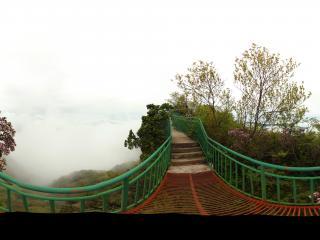 四川香炉山全景