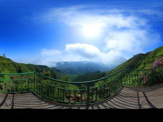 四川 香炉山