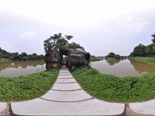 深圳海上田园水域
