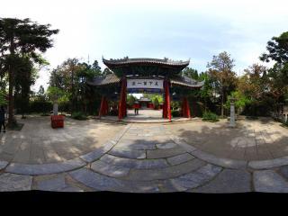 陕西汉中 武侯祠(全景汉中QQ:1546367222)