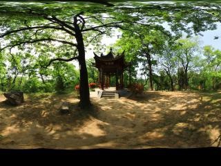 陕西汉中 武侯墓(拍摄者:孙山)