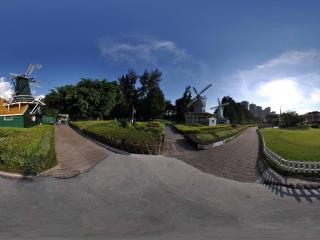 深圳世界之窗荷兰风车