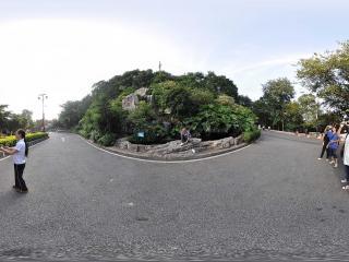 广州白云山盆景山水