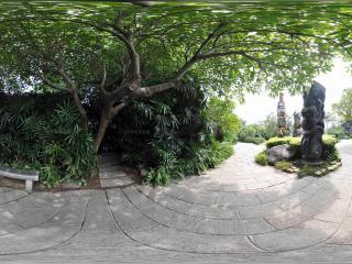 广州白云山塑像