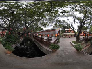 深圳民俗文化村美食街