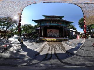 深圳民俗文化村戏台