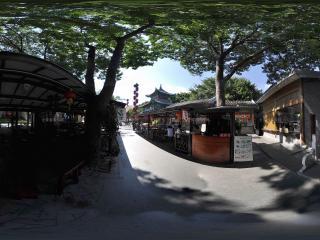 深圳民俗文化村里的小吃
