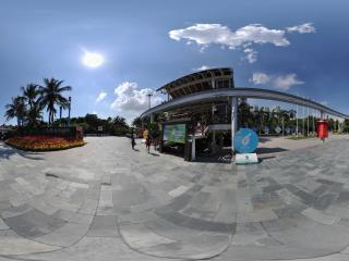 深圳民俗文化村广场